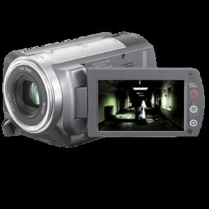Sony Camcorder Dutch ghost hunt team
