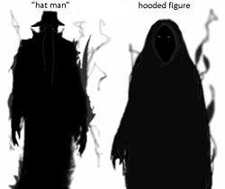 Shadow people - Dutch ghost hunt team