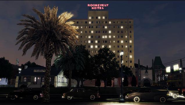 Roosevelt hotel - spook hotels