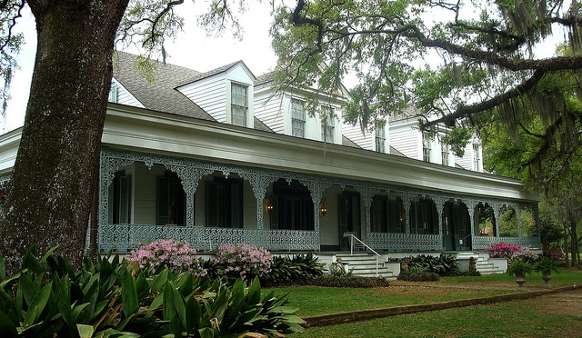 Myrtles Plantation - spook hotels